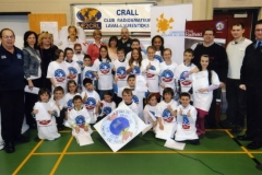 ARISS VE2CRL 2013
