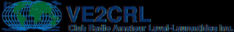 VE2CRL Logo